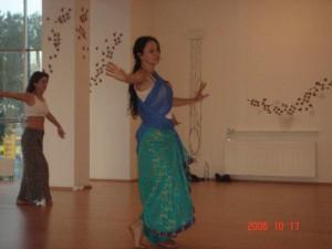 Taniec Indyjski