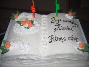 2 urodziny klubu